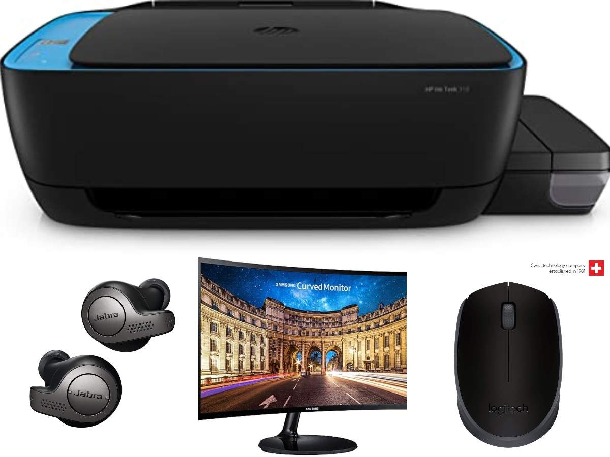 Amazon Prime Day sale: These gadgets available at up to 68% discount may make your work from home experience better