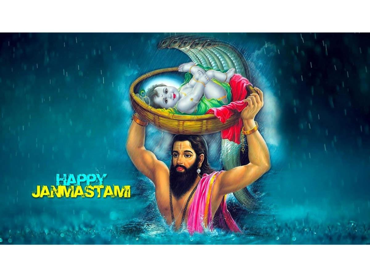 Happy Krishna Janmashtami 2020 Wishes