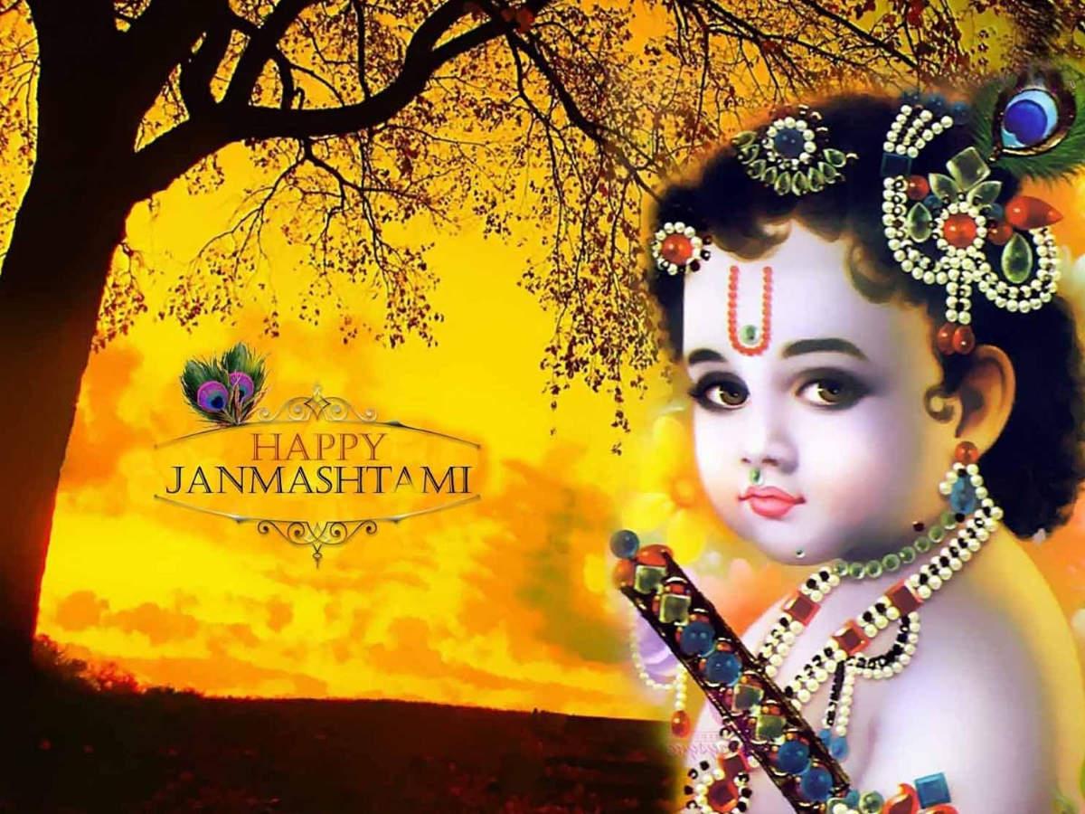 Happy Krishna Janmashtami 2020: Quotes, Images, Facebook and Whatsapp Status