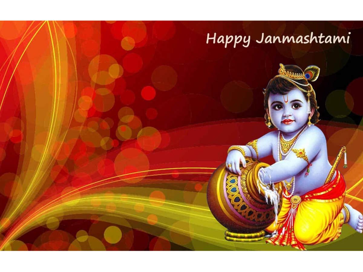 Happy Krishna Janmashtami 2020: Messages and Facebook & Whatsapp status