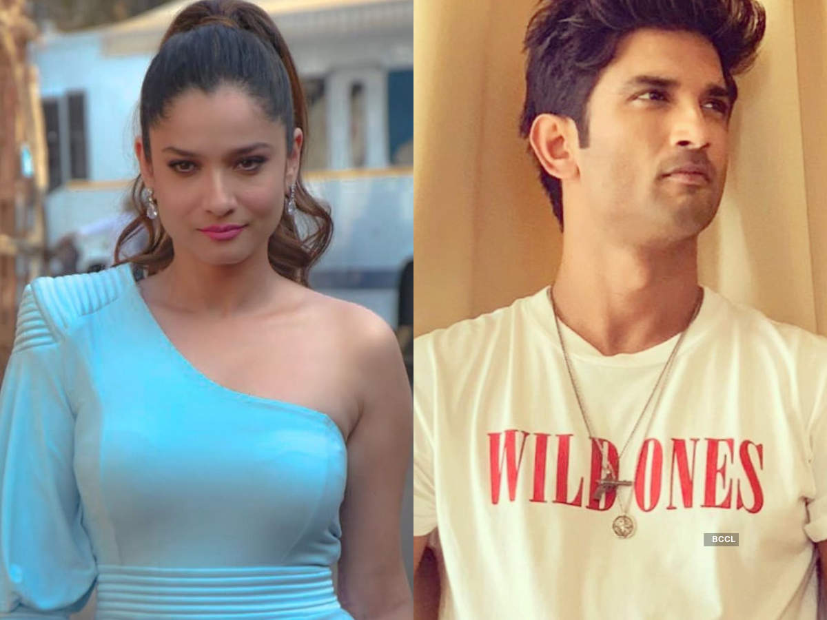 Meeting Sushant Singh Rajput's father in Bihar to fighting for his justice; the late actor's ex-girlfriend Ankita Lokhande has stood by him like a rock