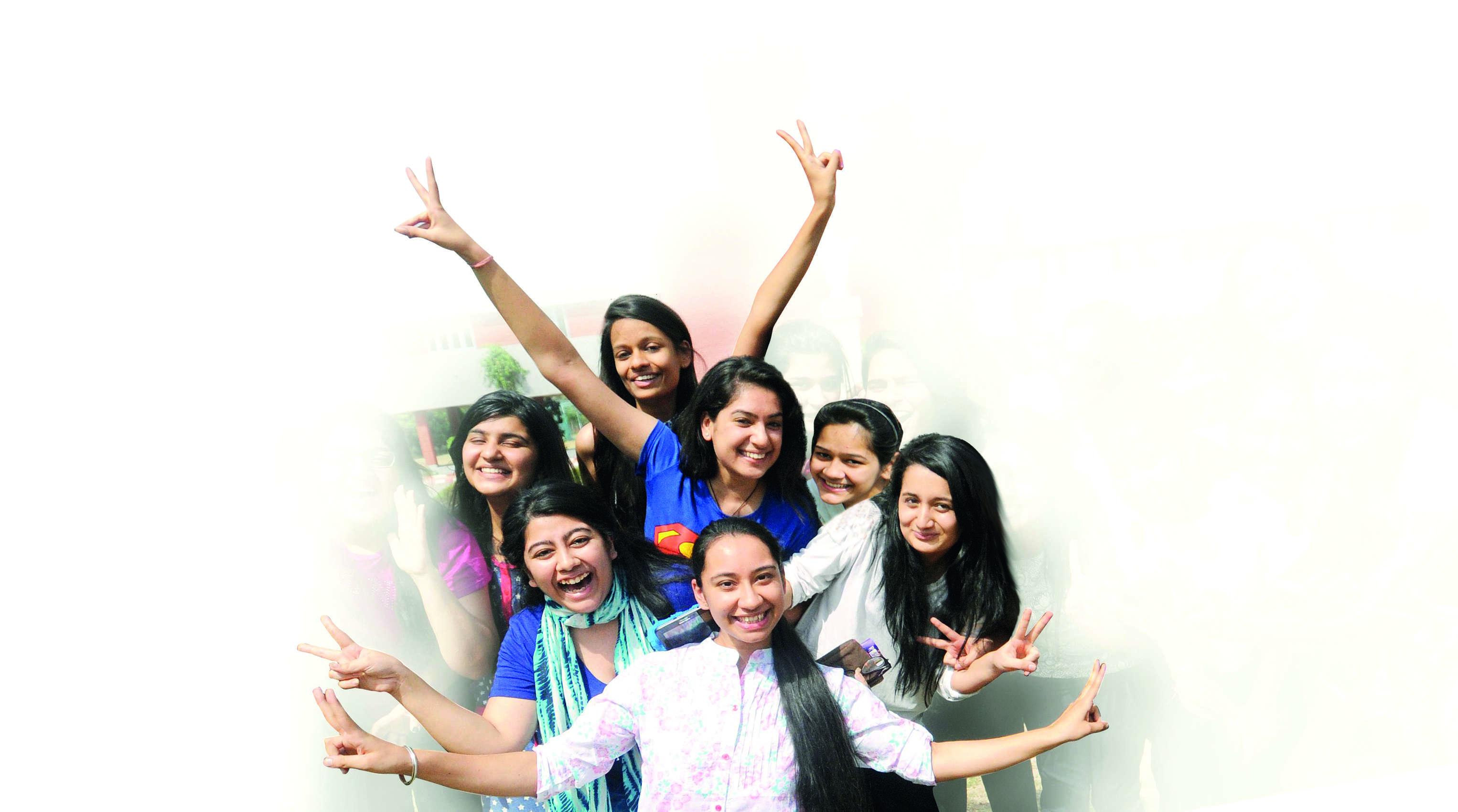 Girls shine in schools, but lose lustre in careers
