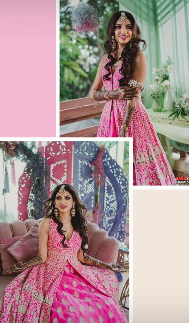 Candid pictures from Rana Daggubati & Miheeka Bajaj's intimate wedding & pre-wedding functions
