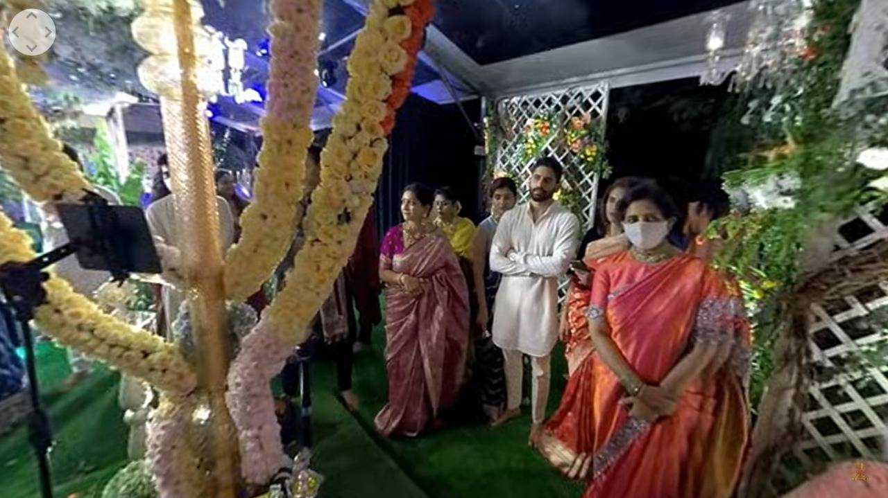 Rana Daggubati and Miheeka Bajaj Wedding Photos, Marriage Videos