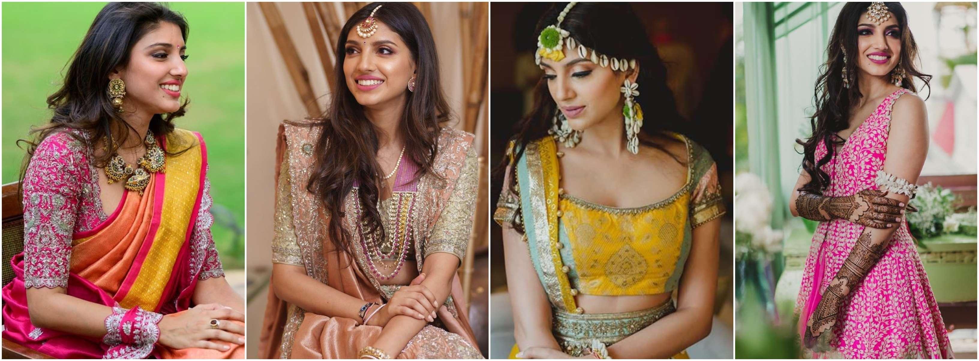 Miheeka Bajaj Four Wedding Looks