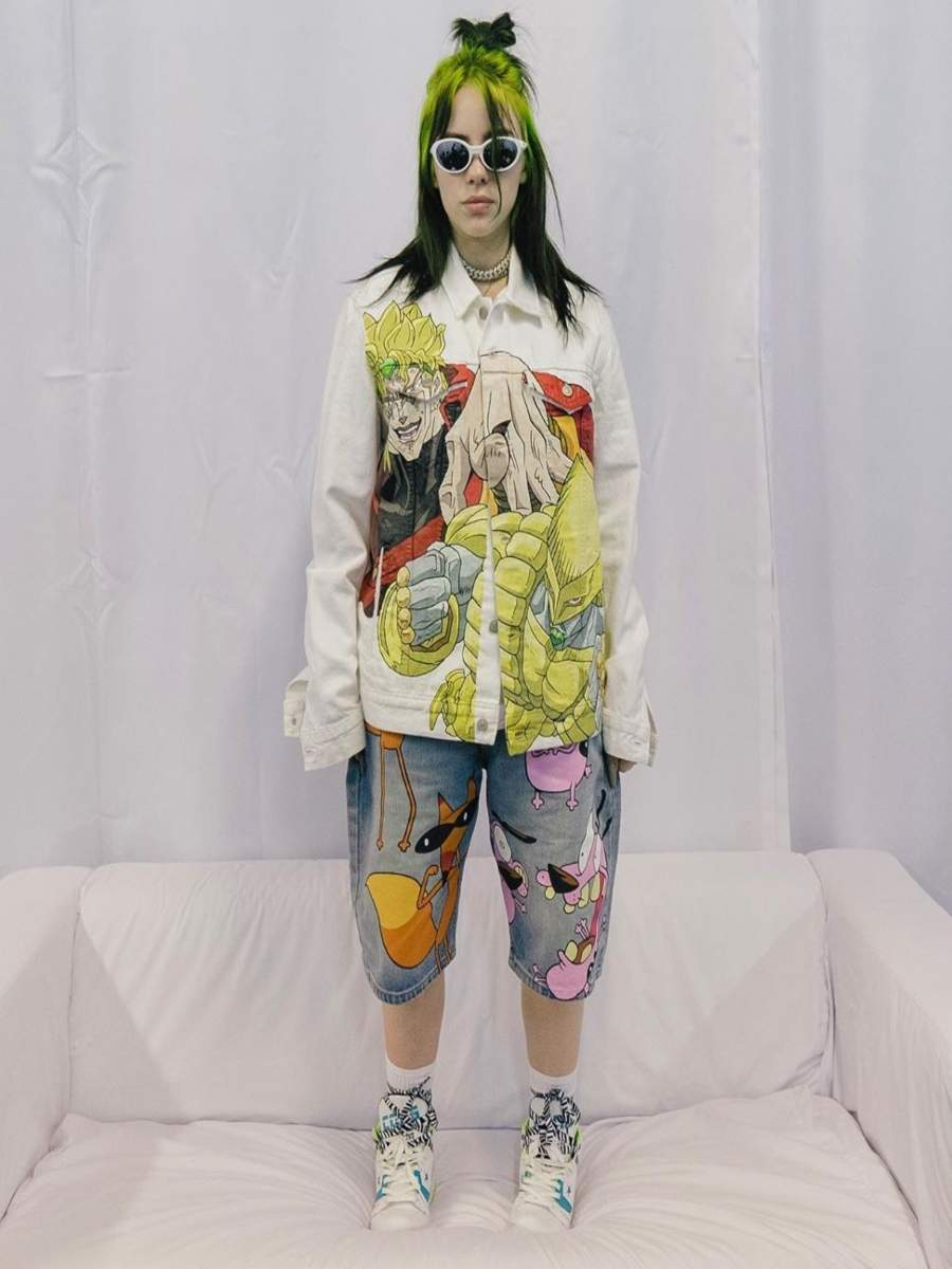 Inside American Pop star Billie Eilish iconic fashion looks
