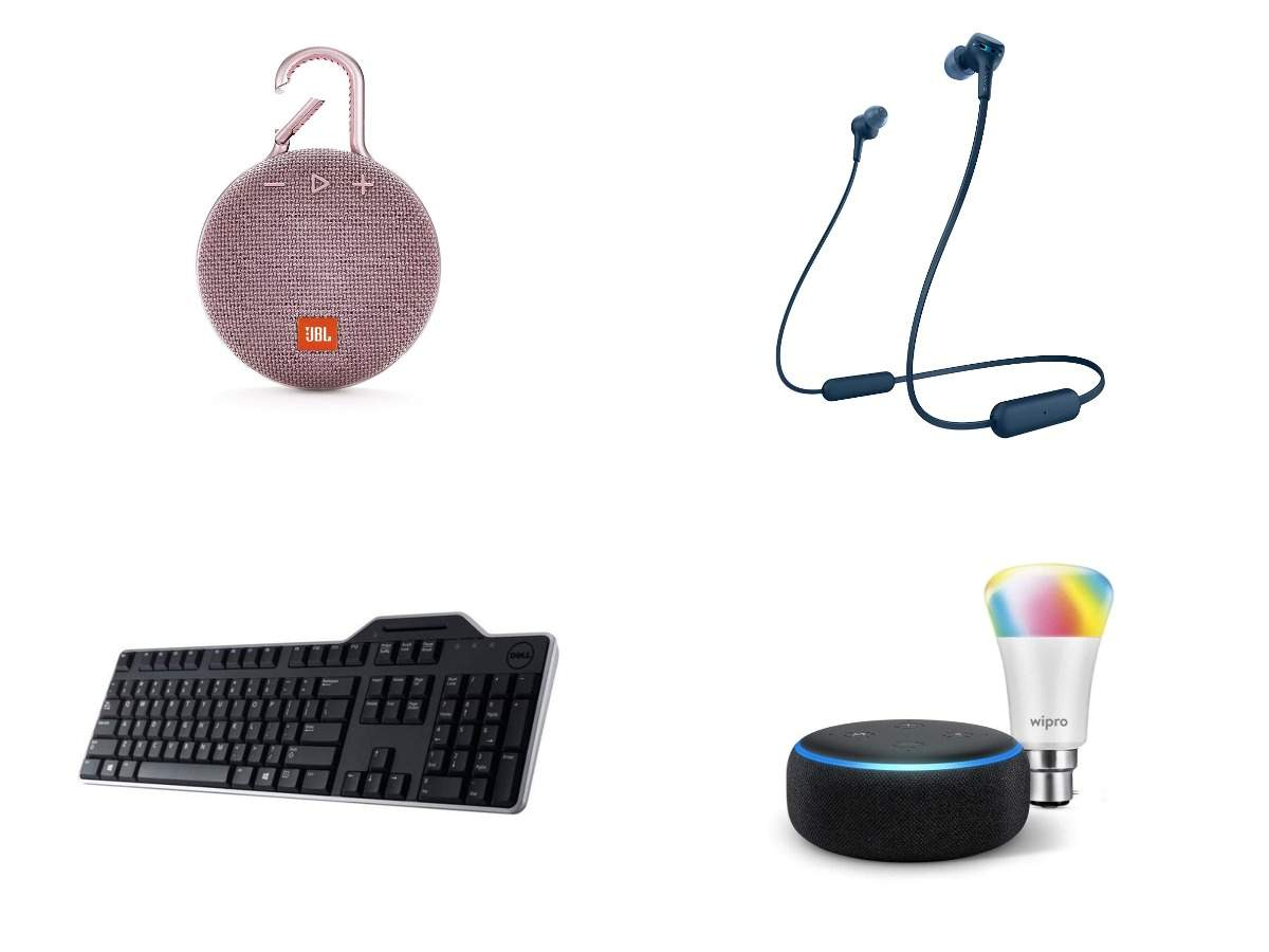 Last day of Amazon Freedom sale: 20 gadgets from Sony, Belkin, Dell and others at Rs 2,999 or less