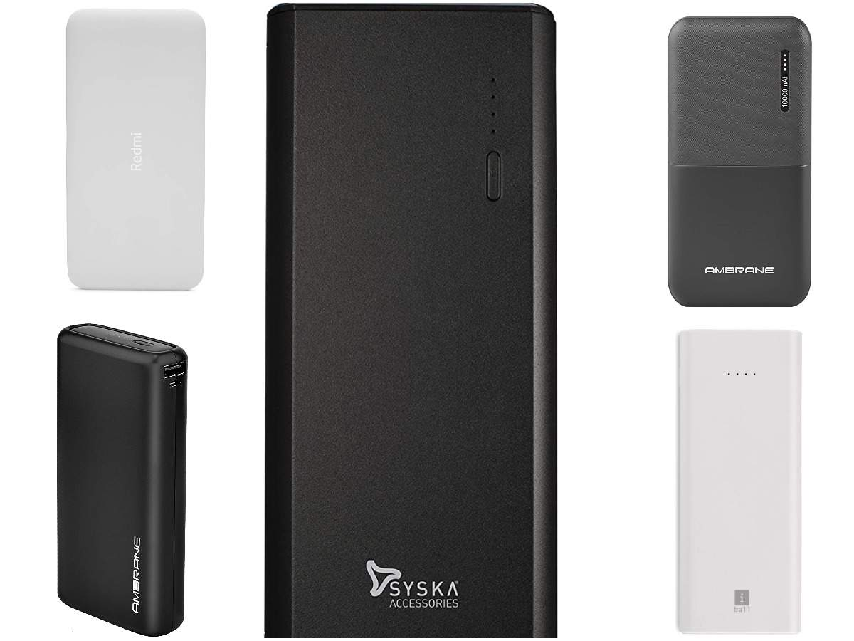 Amazon Freedom sale: Get up to 70% off on power banks