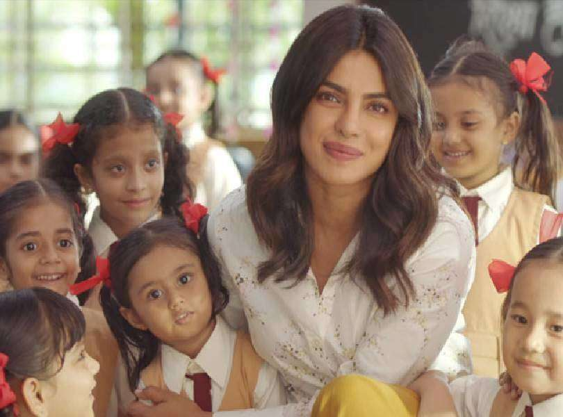 Priyanka Chopra urges to support and educate girls amid this global pandemic