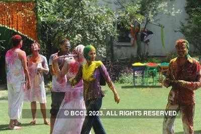 Vineet Jain's Holi Party '11 - 3