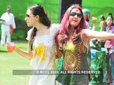 Vineet Jain's Holi Party '11 - 5