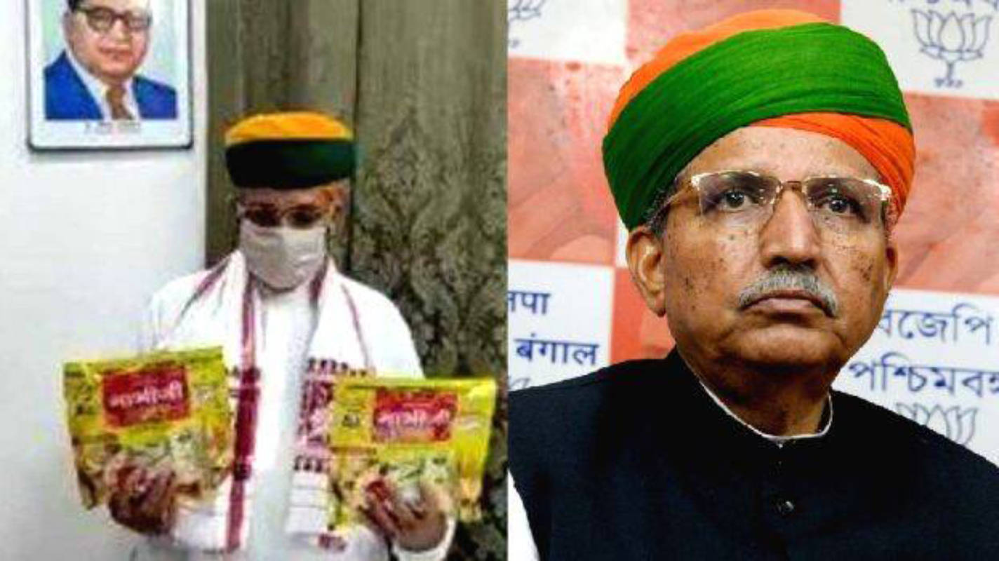 Union Minister who endorsed 'papad' that helps fighting Covid-19, tests positive
