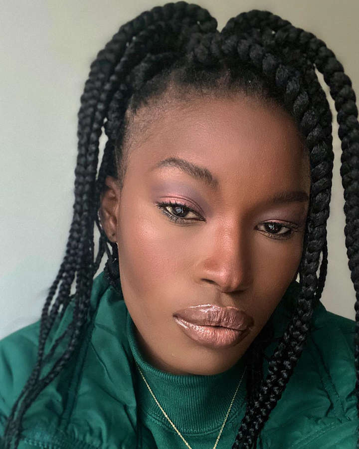 Model Memu Conteh is all about self acceptance