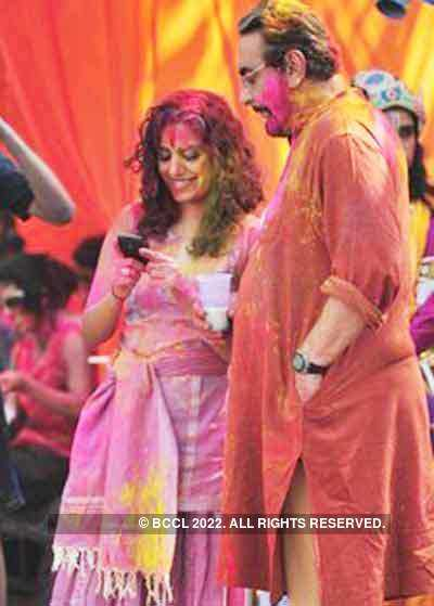 Vineet Jain's Holi Party '11 - 7