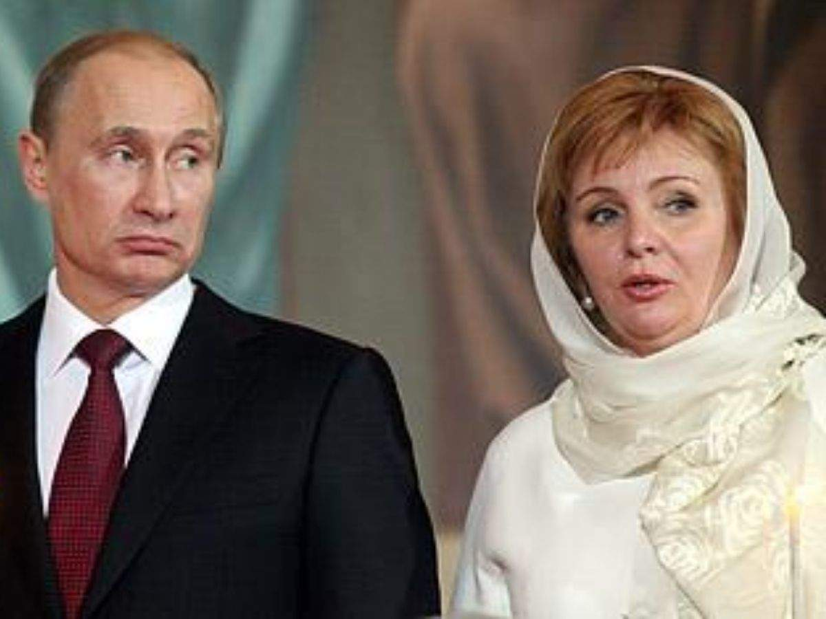 Putin Family Photos Here S All You Need To Know About Vladimir Putin S Family