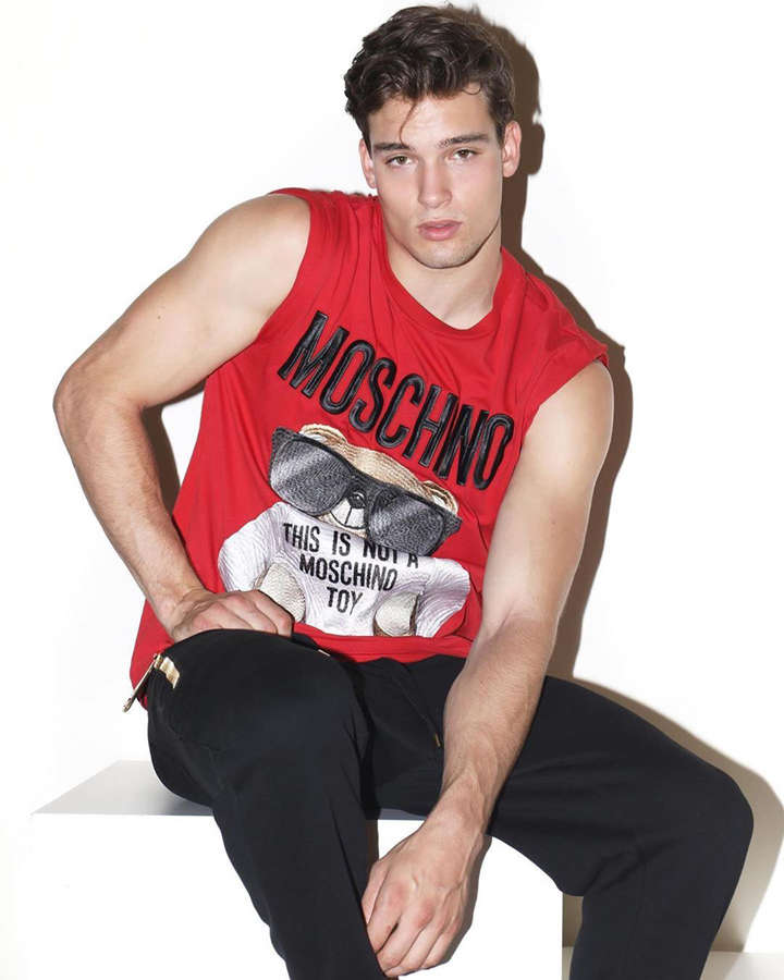Moschino, the brand everybody wants to collaborate with!