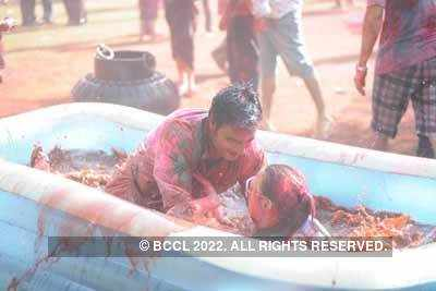 Vineet Jain's Holi Party '11 - 9