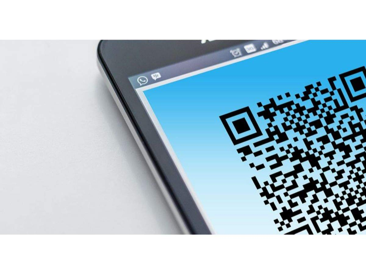 They may also share QR code and Barcode with the message. Never scan such QR code