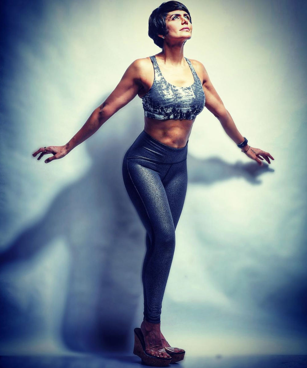 Mandira Bedi photos: These pictures prove that Mandira Bedi is the fittest mom at 48
