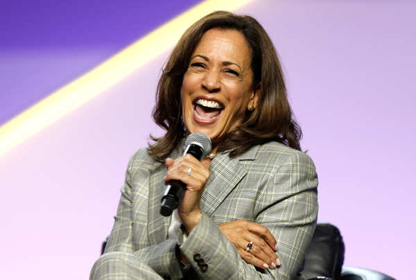 Meet Indian-origin Senator Kamala Harris, who may be the next US Vice President