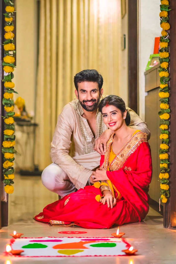 Charu Asopa and Rajeev Sen's marriage hits troubled waters
