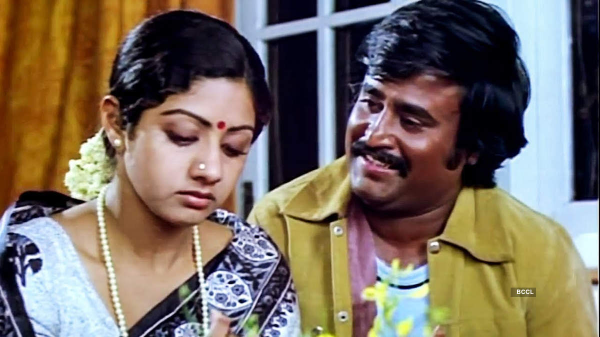 16 Tamil movies of Sridevi you mustn't miss!