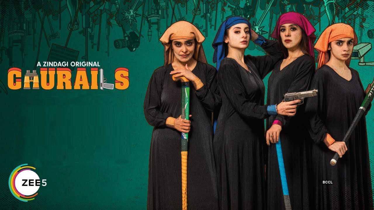 Churails Season 1 Review: Fierce, feminist, fun