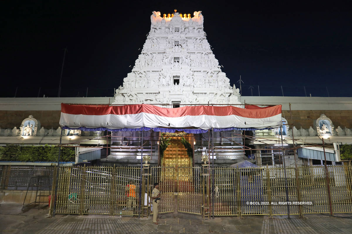 743 Tirumala Tirupati Devasthanams staff test positive for COVID-19 after temple reopens
