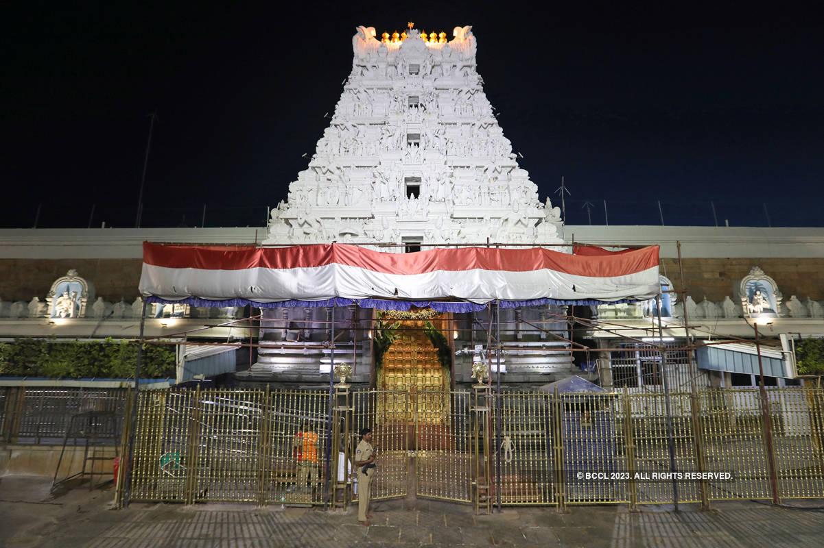 743 Tirumala Tirupati Devasthanams staff test positive for COVID-19 after temple reopens
