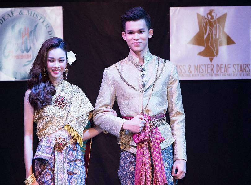 Thailand's Deaf beauty pageant to be held amid pandemic