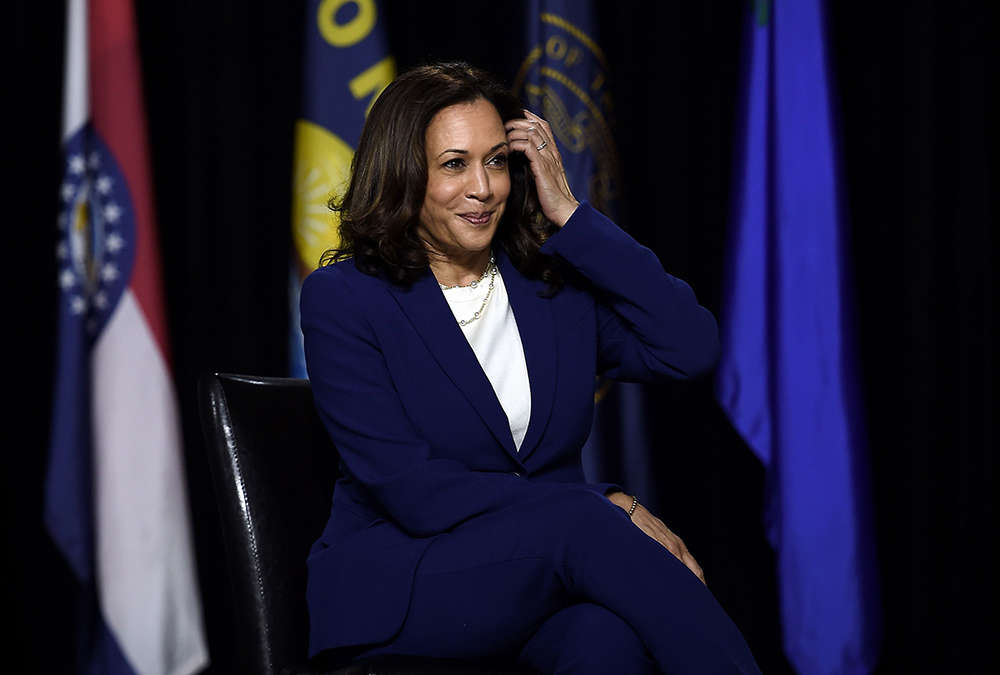 Kamala Harris, Nicky Minaj and other notable people with Indian roots