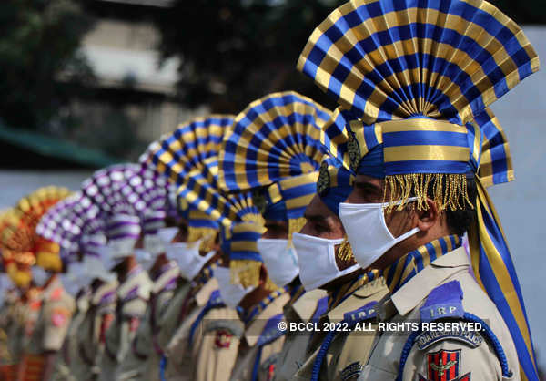 Independence Day: Full-dress rehearsal held amid COVID-19