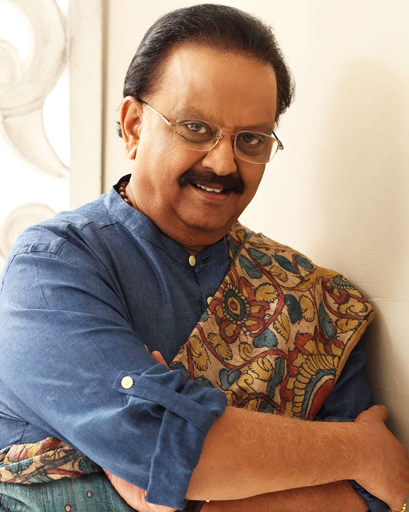 Singer SP Balasubrahmanyam, who had tested positive for COVID-19, passes away