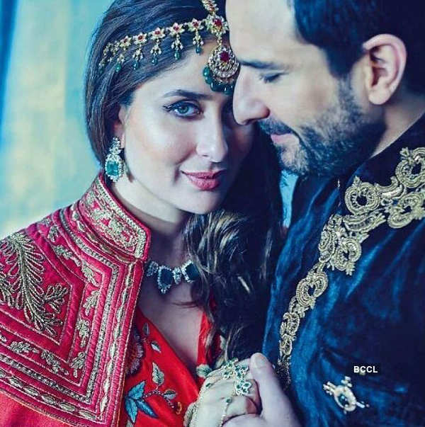 Happy Birthday: Saif Ali Khan's lovey-dovey pictures with wife Kareena Kapoor