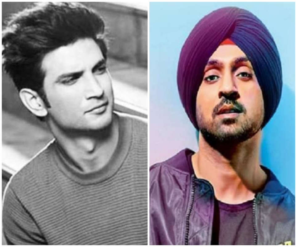 Diljit Dosanjh hits back at a troll, who urged the singer to raise his voice in Sushant Singh Rajput's case