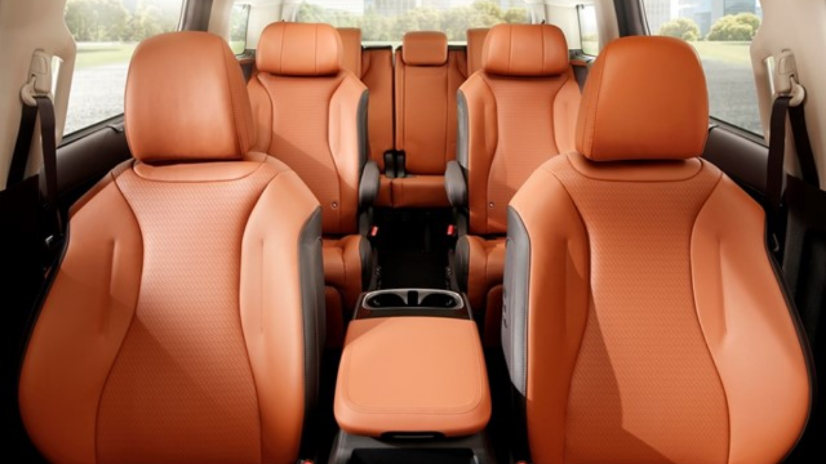 An easy-going, comfortable and assured ride