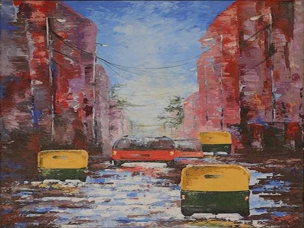 Artwork by artist Juhi