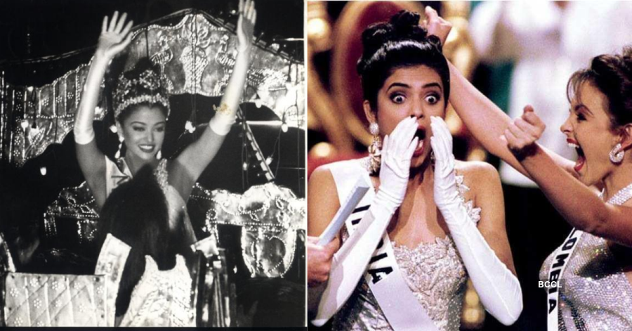 6 Most Iconic Photographs In History Of Indian Beauty Pageant
