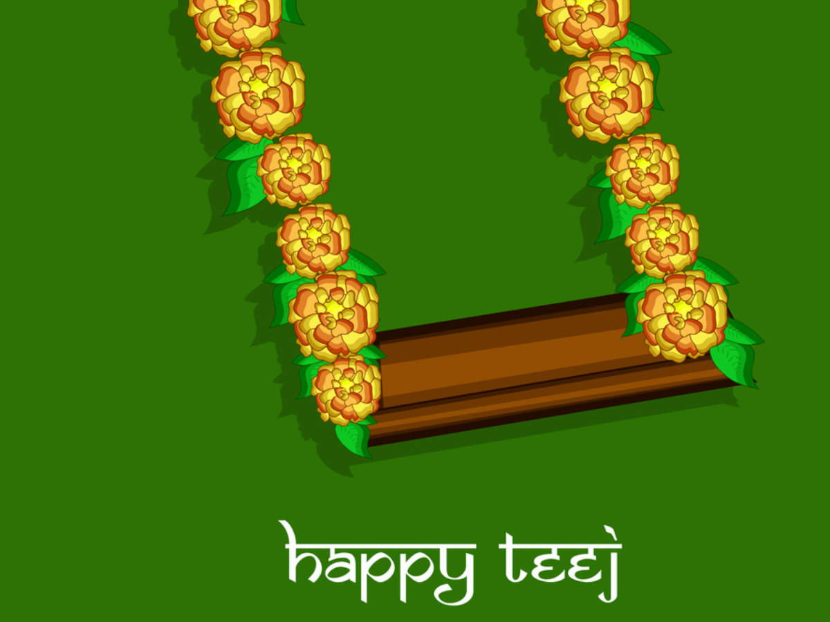 Happy Hartalika Teej 2020: Cards, Wishes, Greetings & Images