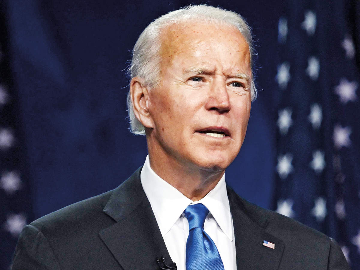 When Joe Biden Wrote To The Bidens Of Bombay
