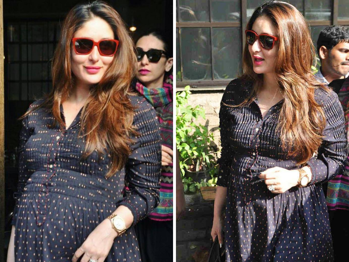 Kareena Kapoor Khan expecting second baby: Why do women gain more weight during their second pregnancy? | The Times of India