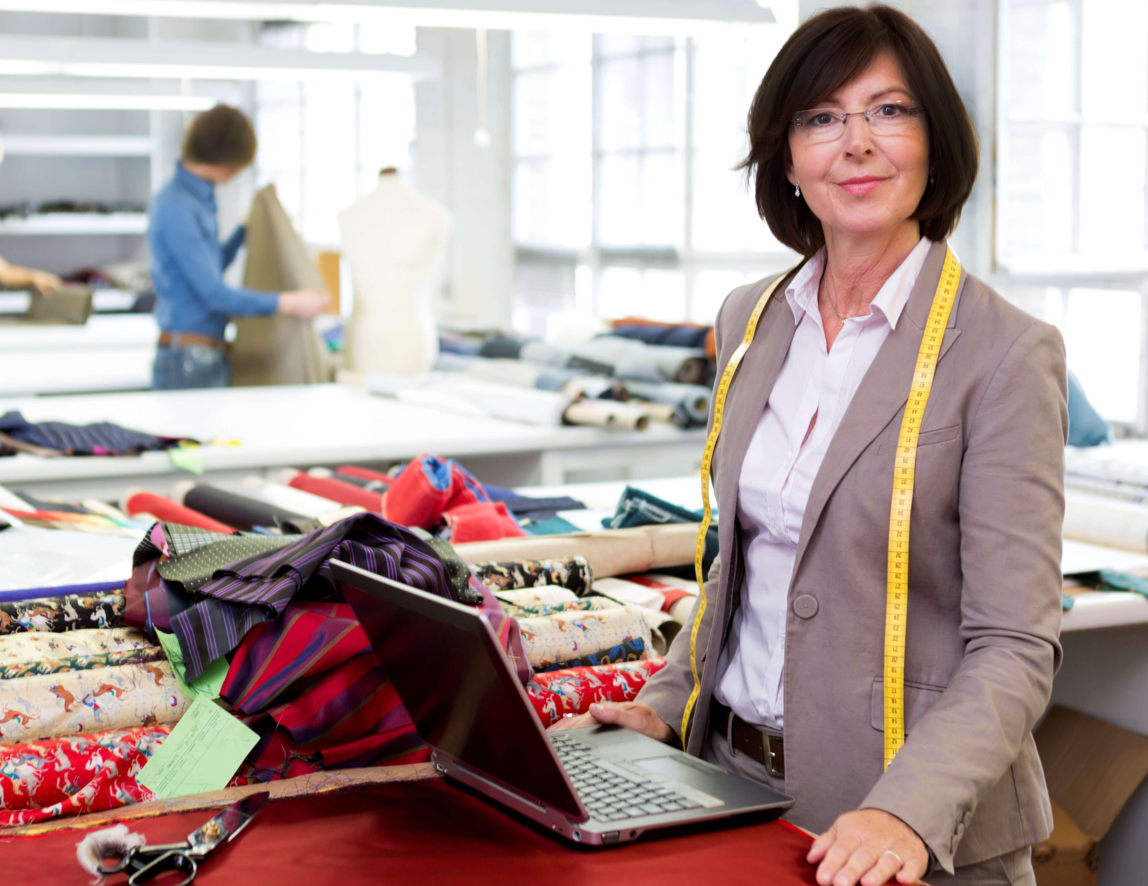 Textile sector is looking for qualified professionals