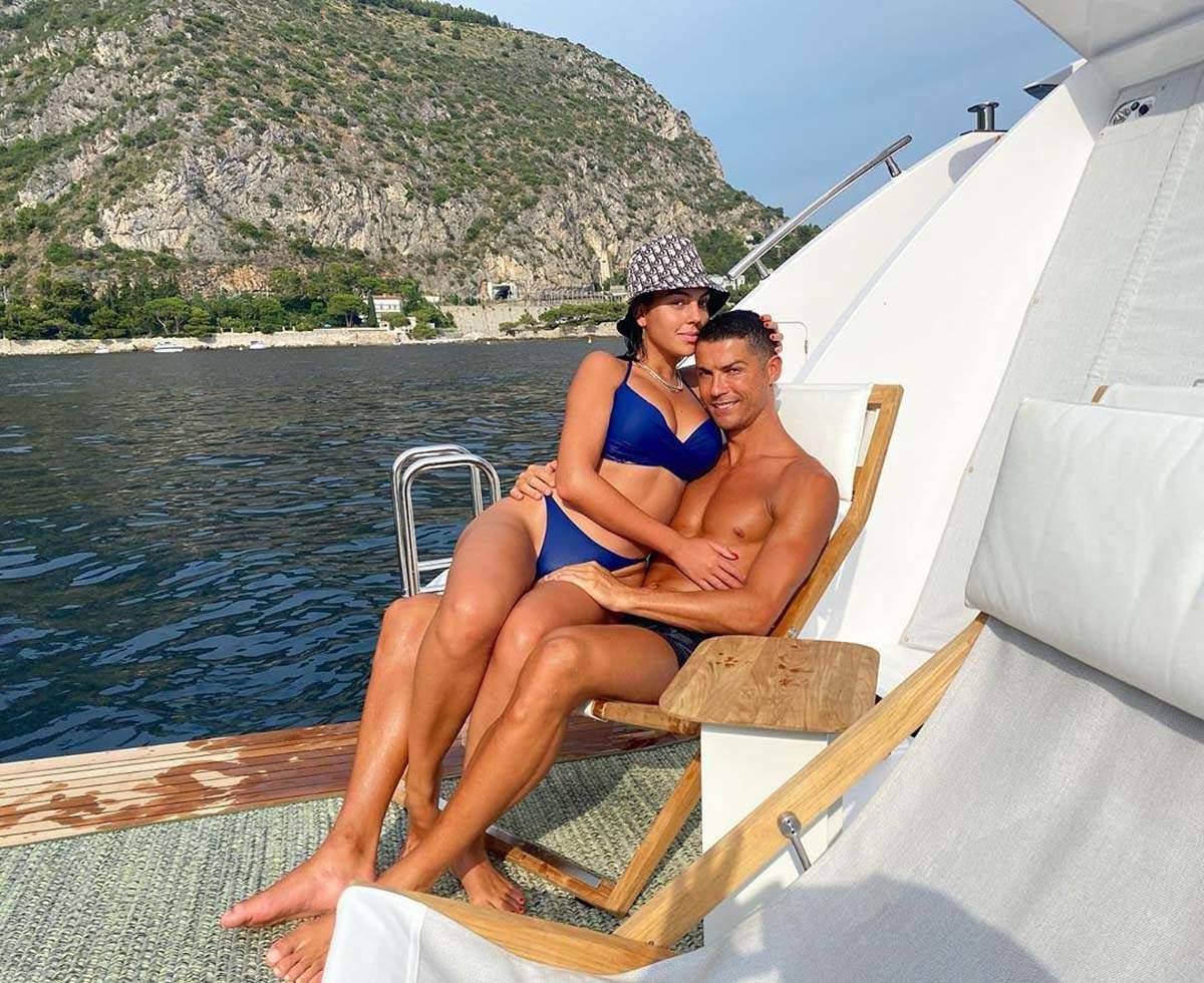 Latest pictures of lovebirds Cristiano Ronaldo & Georgina Rodriguez spark engagement rumours