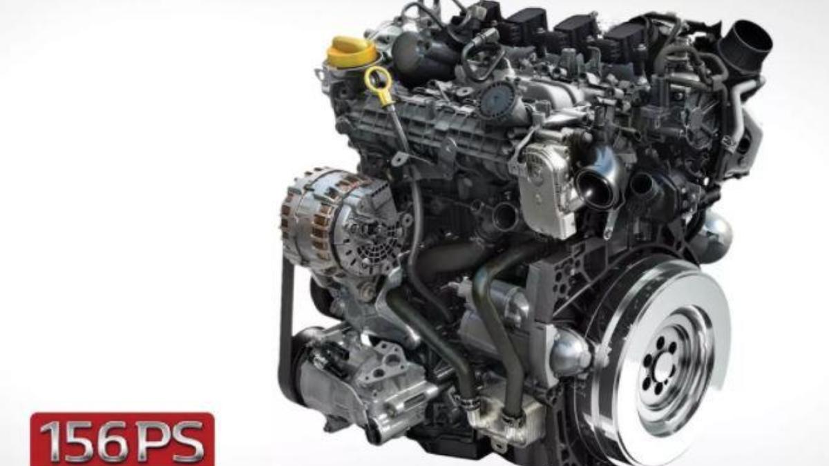 Powerful 1.3 litre turbo petrol engine
