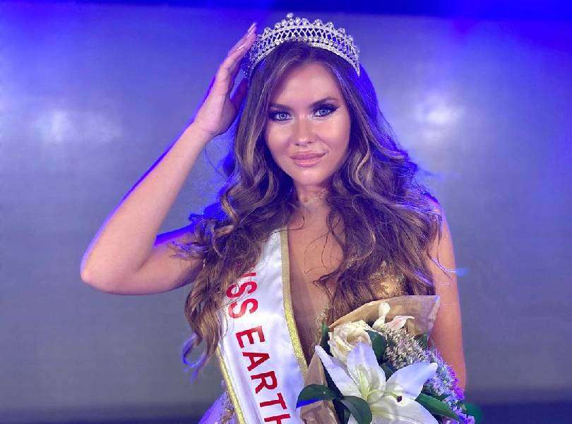 Jana Radulovic to represent Serbia at Miss Earth 2020