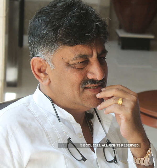 Karnataka Congress chief D K Shivakumar tests positive for COVID-19