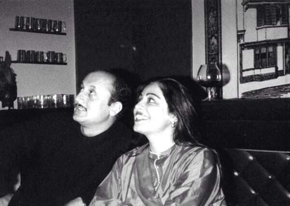Anupam Kher pens a sweet note for wife Kirron Kher on their 35th anniversary that will melt your heart