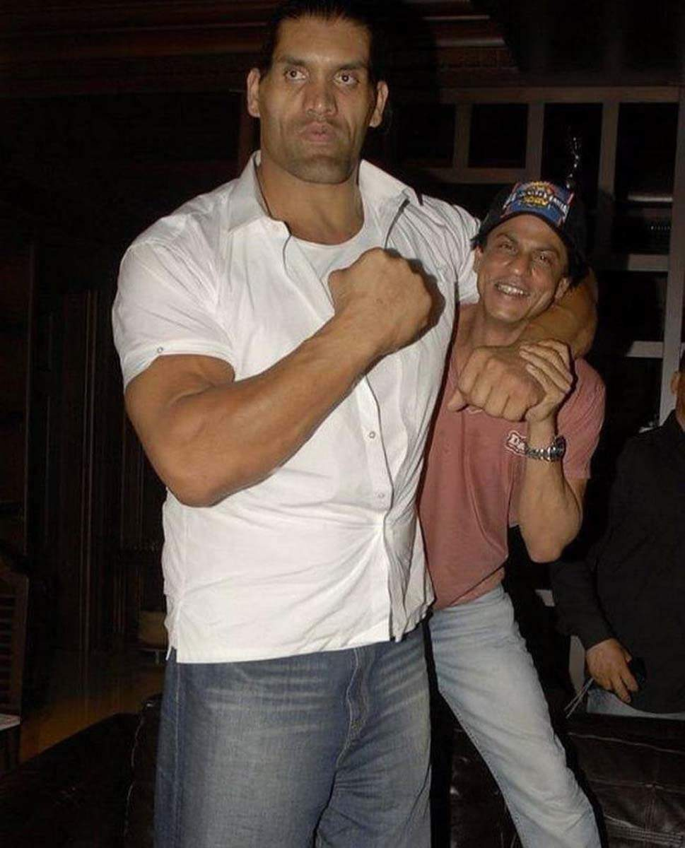 Happy Birthday, Great Khali: 30 memorable pictures of the iconic Indian wrestler