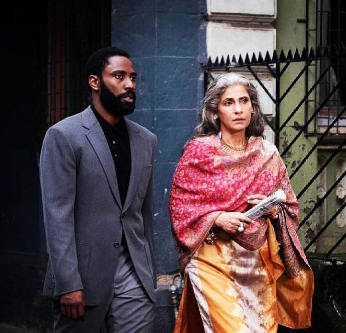 Dimple Kapadia's Hollywood debut in 'Tenet' gets a thumbs up from international critics