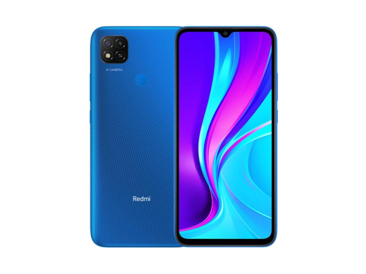 Storage: Xiaomi Redmi 9 is the only one to come in 128GB storage option